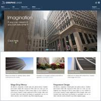 Mega Menu Responsive HTML / CSS Website Templates