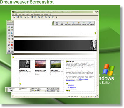 Dreamweaver Editing: Basics